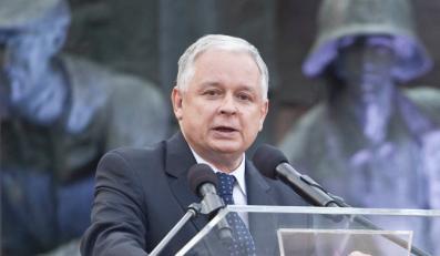 Prezydent: Powstanie dorosło do roli mitu