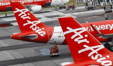 Samoloty AirAsia