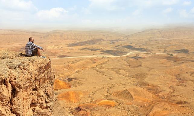 Najpiękniejsze pustynie Bliskiego Wschodu i północnej Afryki