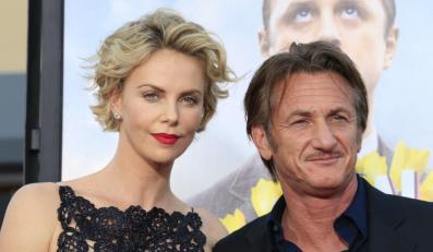 Charlize Theron i Sean Penn jużnie razem?