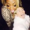 Sylwestrowe szaleństwa Miley Cyrus