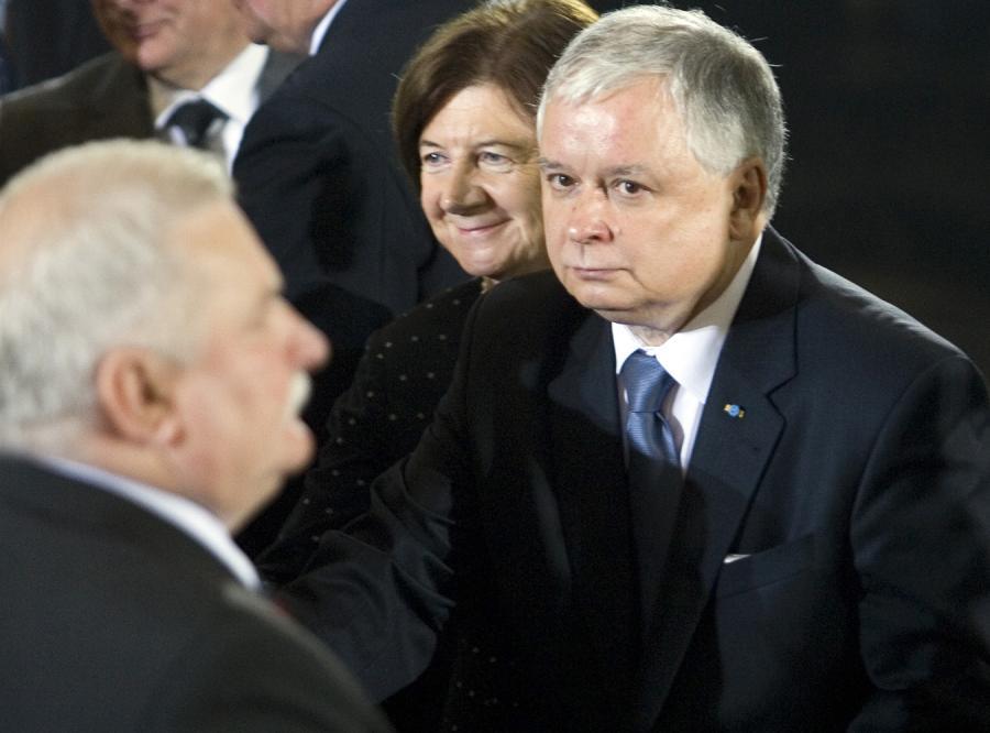 Prezydenci zakopią topór wojenny?