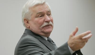 Wałęsa: Kaczyńskiego nie przeproszę