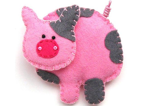 Czy chciałabyś mieć świnkę-brudaskę?