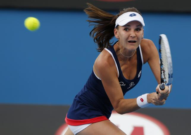 Australian Open: Agnieszka Radwańska w drugiej rundzie! Polka zagrała jak z nut