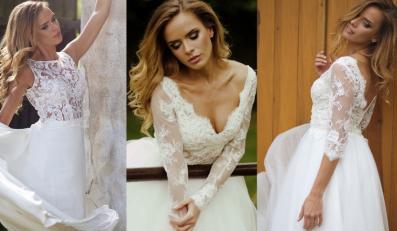 Suknie ślubne 2015 - kolekcja Sylwii Kopczyńskiej