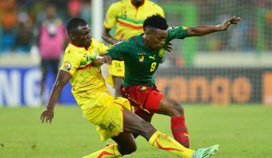 Mali kontra Kamerun