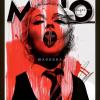 Madonna z krzyżem w ustach