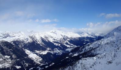 Podziwiaj przepiękne góry Szwajcarii