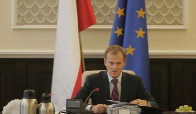 Tusk: Euro w roku 2012 to plan ambitny