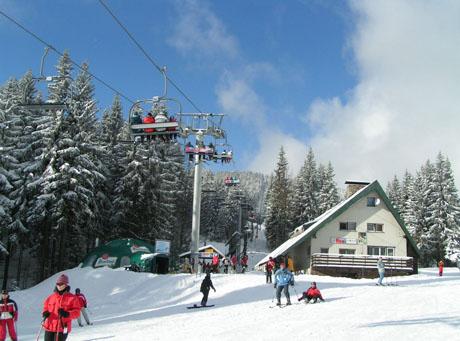 Góry Orlickie: Z dala od narciarskiego zgiełku