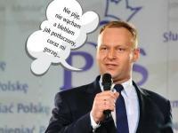 Mastalerek gada jak potłuczony, a Kaczyński żąda dopłat. MEMY DNIA