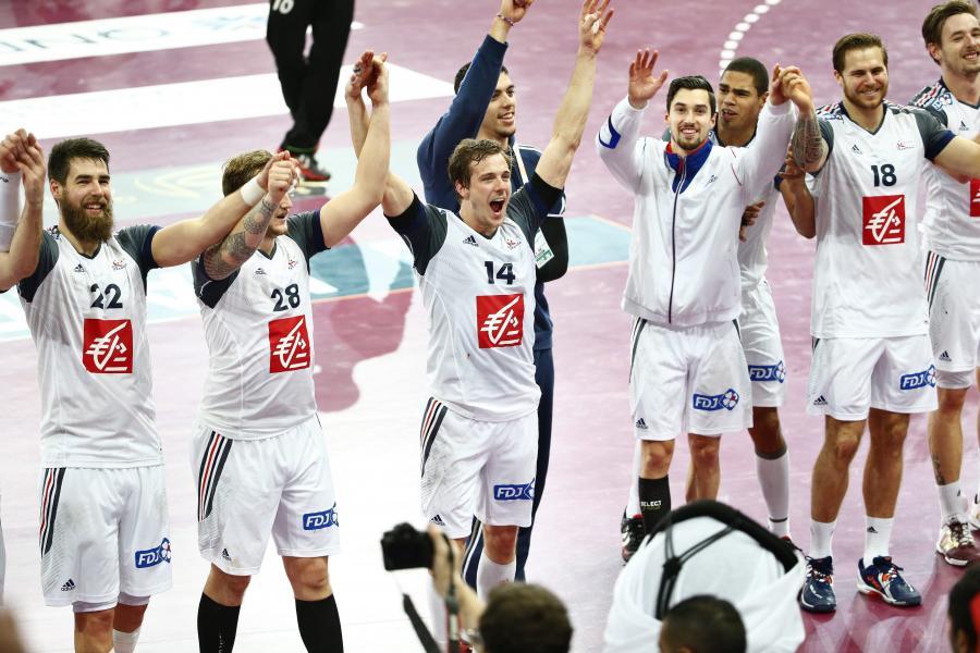 Francuzi mistrzami świata
