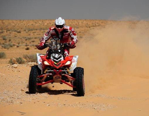 Rewelacyjna jazda Polaków w Rajdzie Tunezji