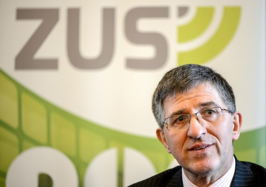 Odchodzący prezes ZUS Zbigniew Derdziuk