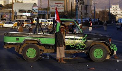 Ulice Sany w Jemenie