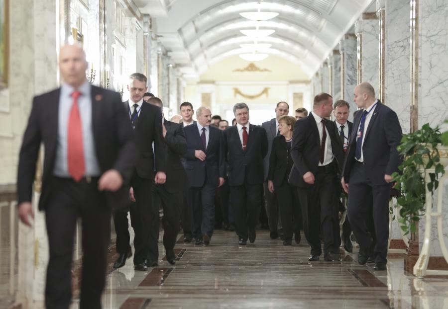Rozmowy pokojowe w Mińsku