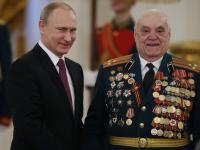 Putin: Nikt nie uzyska przewagi militarnej nad Rosją. ZDJĘCIA