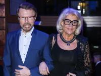 """Björn Ulvaeus z Abby i Para Prezydencka na premierze """"Mamma Mia"""" w Warszawie [ZDJĘCIA]"""