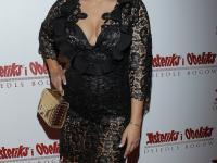 Anna Mucha na premierze bajki w bardzo niegrzecznym stroju