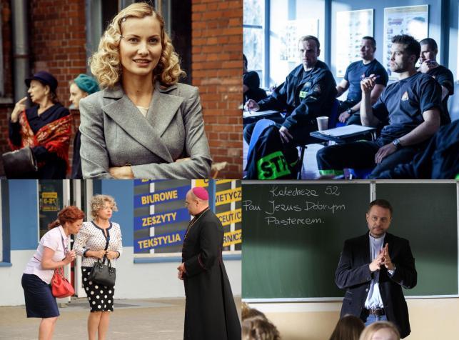 Wiosenne seriale w TVP1
