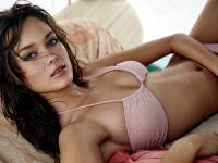 Monika Jagaciak w najnowszej sesji dla Victoria's Secret. ZDJĘCIA