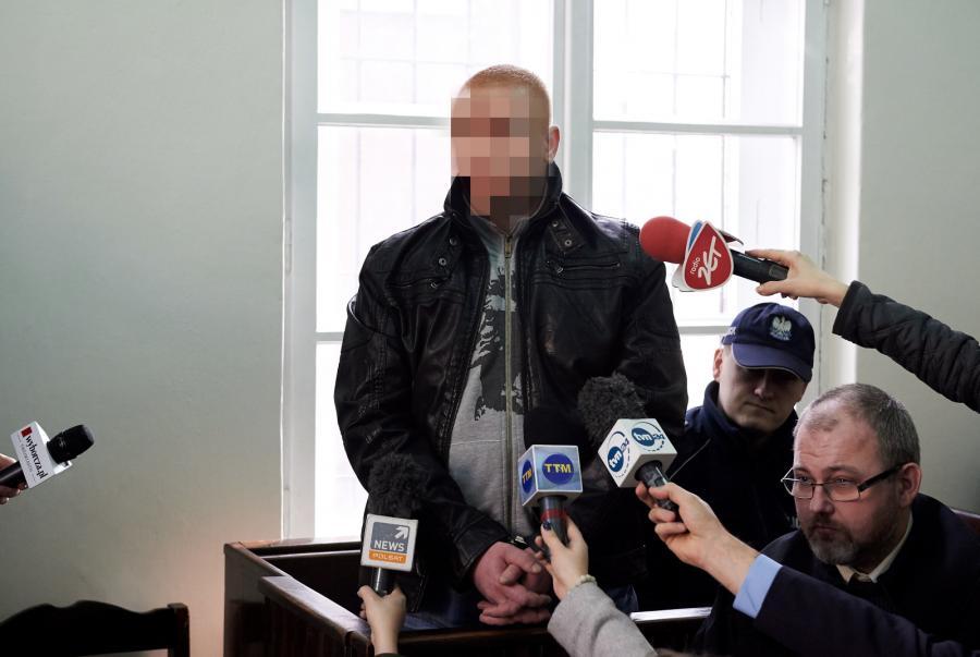 Leszek F., oskarżony o spowodowanie w ub.r. wypadku pod wpływem alkoholu