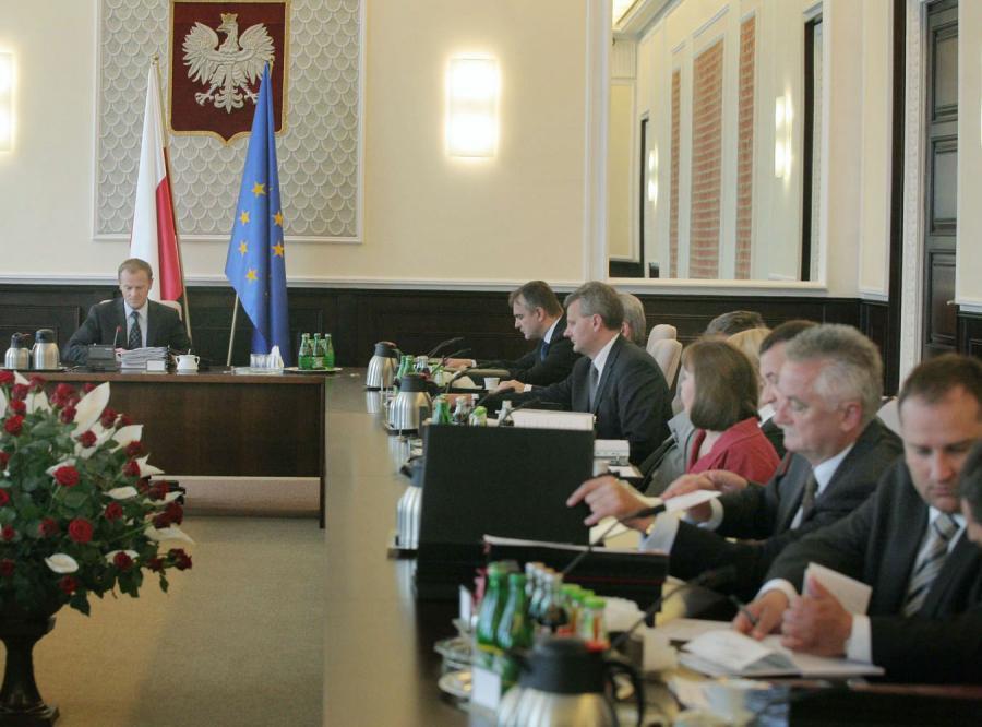 Rząd Tuska jest silny słabością opozycji
