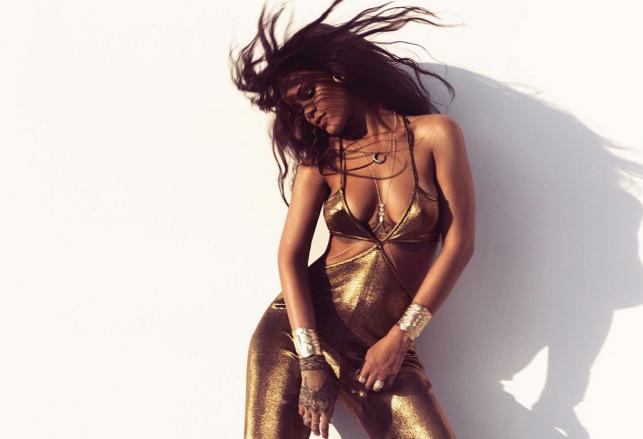 Najchętniej słuchane wokalistki na świecie wg Spotify: 1. Rihanna
