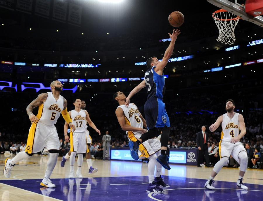 Dallas Mavericks - Los Angeles Lakers