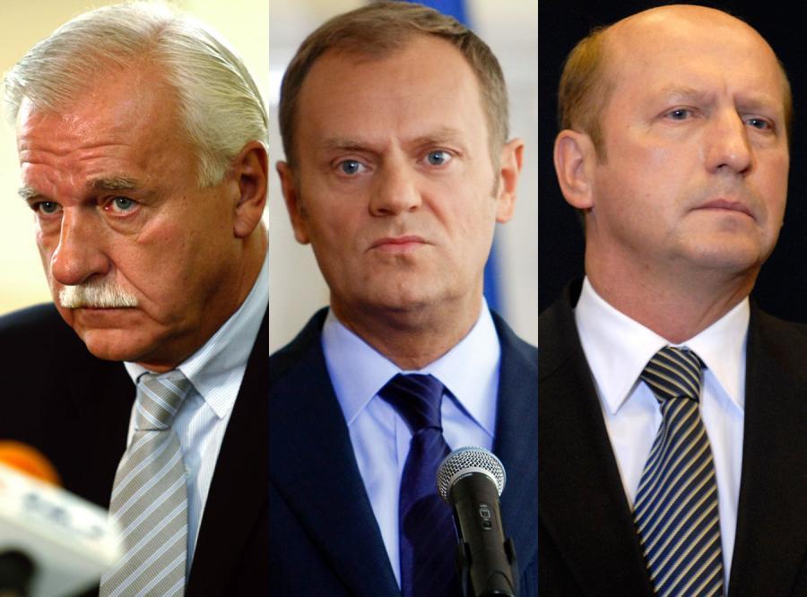 Trzech tenorów zawalczy o prezydenturę?