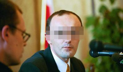 Krzysztof O. - były rzecznik praw ofiar