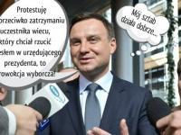 Smerfy w polskiej polityce i metody działania sztabu Dudy. MEMY DNIA