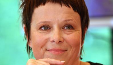 Łepkowska: Doda mówi szybciej, niż myśli