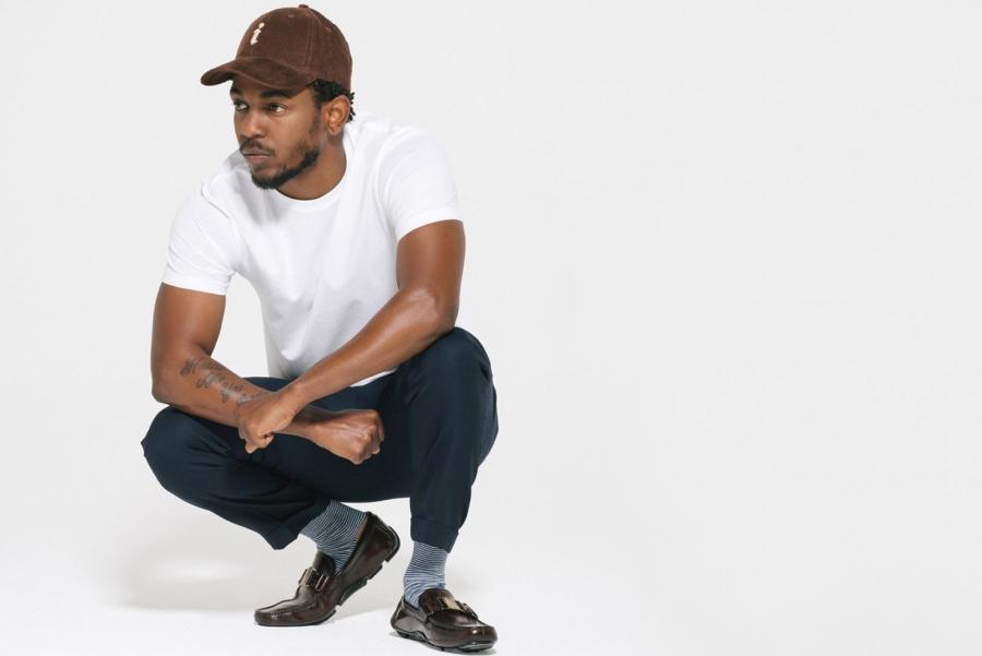 Kendrick Lamar promuje \