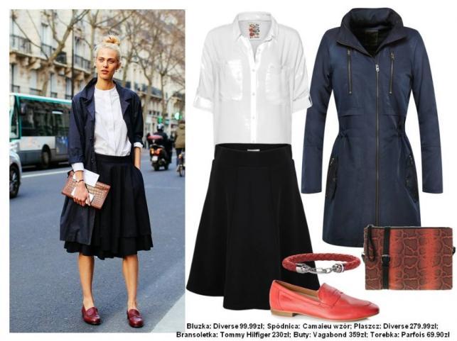 STYLIZACJE inspirowane modą uliczną na Paris Fashion Week