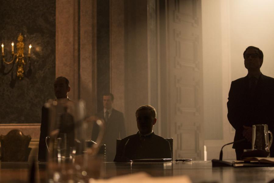 Christoph Waltz stoi na czele Spectre