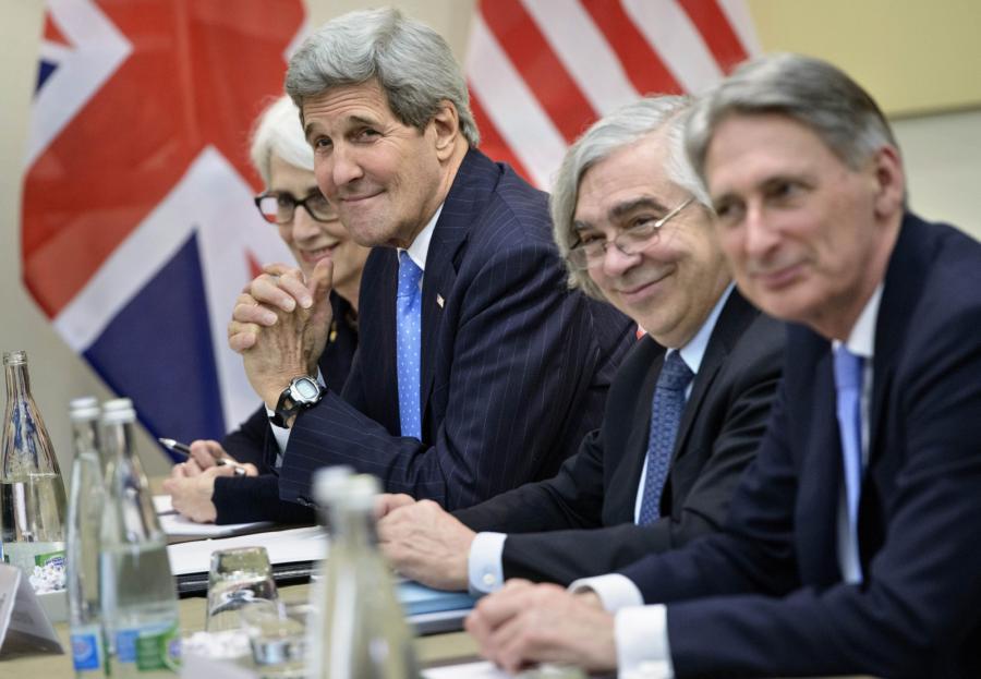 Negocjacje w Lozannie