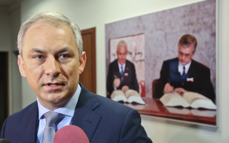 Były lider Sojuszu Lewicy Demokratycznej Grzegorz Napieralski