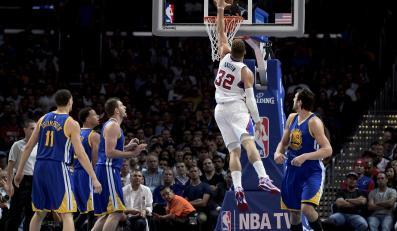 Blake Griffin z Golden State Warriors