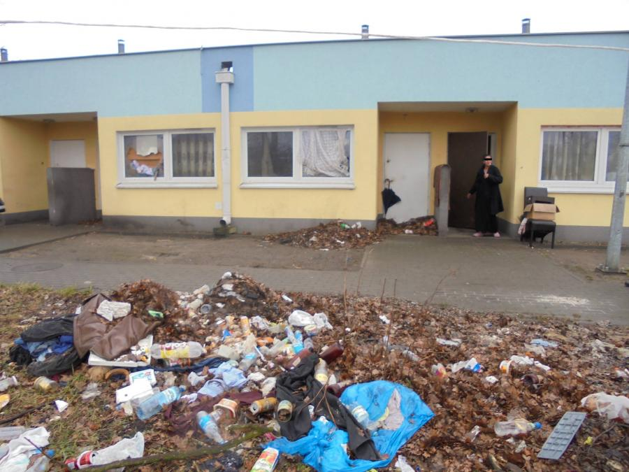 Mieszkana w Nowej Soli. Zdj. z profilu Wadima Tyszkiewicza na FB