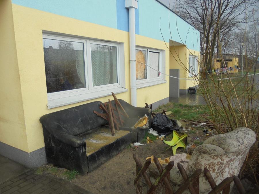 Mieszkania w Nowej Soli. Zdj. z profilu Wadima Tyszkiewicza na FB