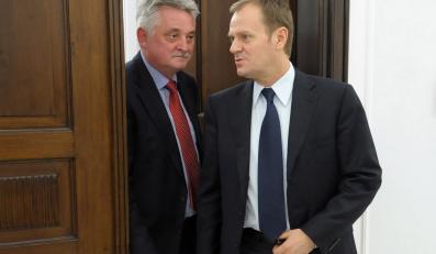 Premier nie odwoła Mirosława Drzewieckiego
