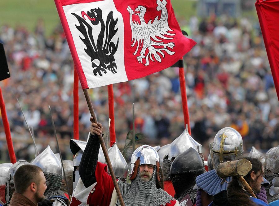 Polska B reklamuje się za granicą