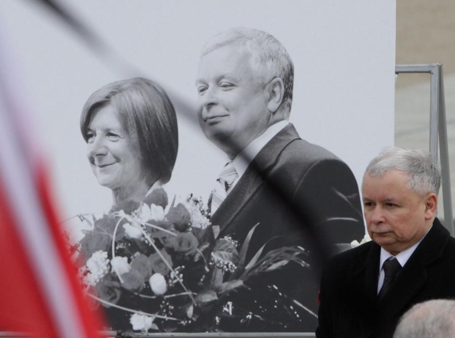 Jarosław Kaczyński i PiS upamiętnią ofiary katastrofy smoleńskiej