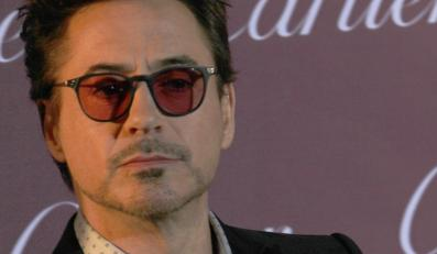Dumny tata Robert Downey Jr.