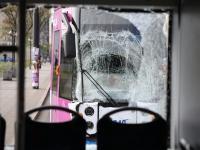 Tramwaj zderzył się w Krakowie z autobusem. Motorniczy nie zdążył wyhamować?
