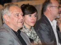 Jest chemia?! Marek Kondrat pierwszy raz publicznie z 25-letnią Antoniną Turnau