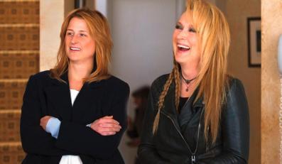 """Meryl Streep i Mamie Gummer jej prawdziwa i filmowa córka w """"Ricki and the Flash"""""""