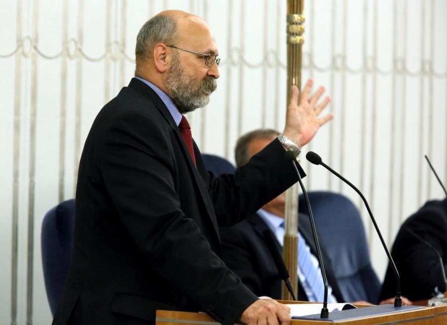 Senator PiS Bogdan Pęk